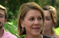Cospedal arrasa en CLM, pero se queda fuera de la carrera por la presidencia