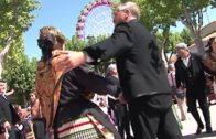 El Grupo Danzas Magisterio presenta el folklore albaceteño en 5 festivales de Galicia y Portugal