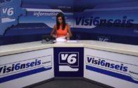 Informativo Visión 6 Televisión 25 Julio 2018