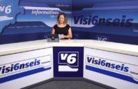 Informativo Visión 6 Televisión 27 Julio 2018