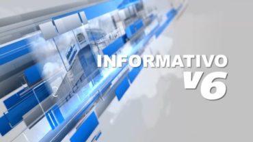 Informativo Visión 6 Televisión 16 julio 2018