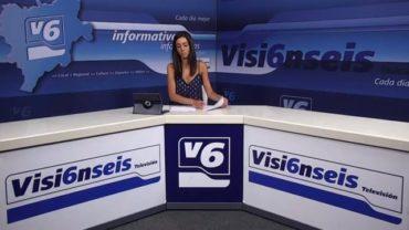 Informativo Visión 6 Televisión 17 julio 2018
