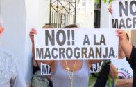 Policía Local y «No a la macrogranja», protagonistas en el Pleno