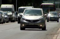 Cerca de una treintena de cámaras vigilarán el tráfico en la capital