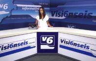 Informativo Visión 6 Televisión 1 agosto 2018