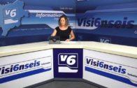 Informativo Visión 6 Televisión 6 agosto 2018