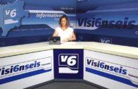Informativo Visión 6 Televisión 7 agosto 2018