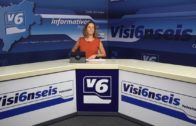 Informativo Visión 6 Televisión 10 agosto 2018