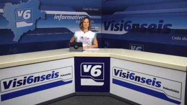 Informativo Visión 6 Televisión 13 agosto 2018