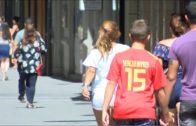La venta de libros de texto de segunda mano en Albacete crece