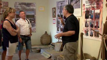 Un viaje al pasado, exposición de pastores en El Ballestero