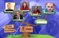 Los Martínez, un clan anclado a las siglas del PSOE