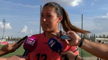 """Vanessa Córdoba: """"Es un sueño jugar en la Liga española"""""""