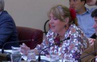 Debate sobre el uso del cementerio en el Pleno Municipal