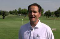 El Club de Golf Las Pinaillas ofrece durante este mes de octubre unos cursos de iniciación