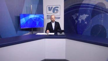 Informativo Visión 6 Televisión 17 octubre 2018