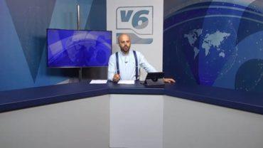 Informativo Visión 6 Televisión 19 octubre 2018