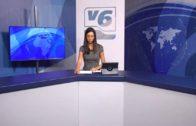 Informativo Visión 6 Televisión 8 Octubre 2018
