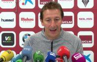 Ramis analiza el partido del Alba contra Extremadura