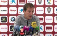 Ramis: «Mi equipo está bien y nos sentimos fuertes»