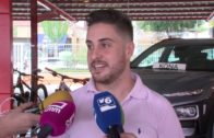 Gentiletti, Chus Herrero y Gorosito, en la convocatoria
