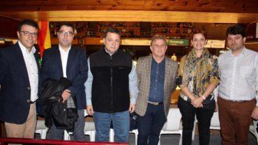 Un alcalde de Albacete  poco protocolario