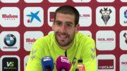 Arroyo espera ser el próximo en renovar con el Albacete Balompié
