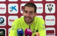 El Albacete Balompié presenta a su equipo de la Liga Genuine