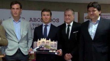 El Club de Abonados de la Plaza de Toros entrega sus premios
