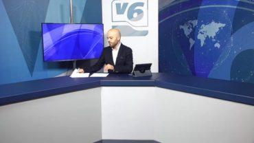 Informativo Visión 6 Televisión 14 noviembre 2018