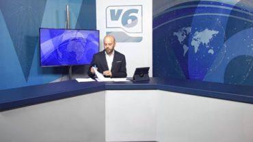 Informativo Visión 6 Televisión 16 noviembre 2018