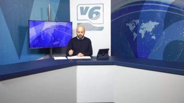 Informativo Visión 6 Televisión 19 noviembre 2018