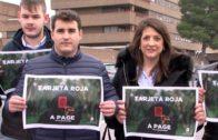 """Nuevas Generaciones sacan """"tarjeta roja"""" a García-Page"""