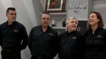 Restaurante Los Molinos celebra su 40 aniversario