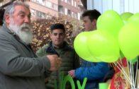 El Albacete presenta a Alberto Benito