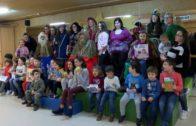 A Pie de Calle Reportaje visita de los Reyes Magos AVV Carretas Huerza-Marzo 9 de Enero de 2019