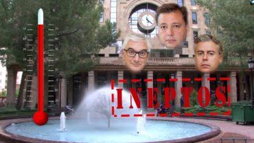 Albacete está de capa caída por la mala gestión del PP