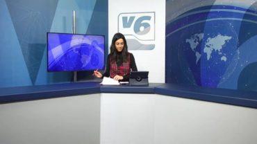 Informativo Visión 6 Televisión 18 enero 2018