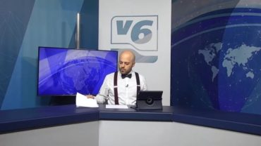 Informativo Visión 6 Televisión 22 enero 2019