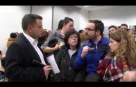 A Manuel Serrano le entran las prisas de cara a las elecciones