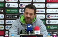 Eddy Polanco podía regresar a la pista en el derbi ante Villarrobledo