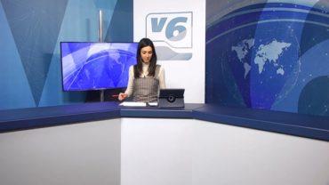 Informativo Visión 6 Televisión 12 de Febrero de 2019
