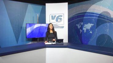 Informativo Visión 6 Televisión 15 de Febrero 2019