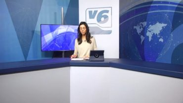 Informativo Visión 6 Televisión 14 Febrero 2019