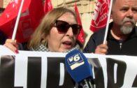 Los sindicatos llevan los problemas de San Vicente de Paul a Diputación