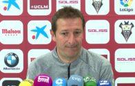 Ramis: «No me preocupa la buena racha con la que llega el Oviedo»