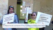 18 preguntas de los pensionistas a  los políticos de la provincia