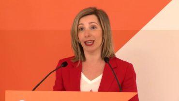 Ciudadanos confía en Arteaga como candidata de Albacete al Congreso