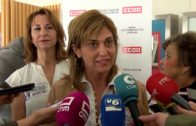 Cristina Almeida visita Albacete en la previa al 8M