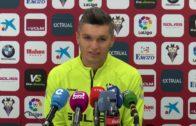 Dani Torres: «Mi objetivo es ascender con el Albacete»